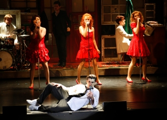 4. The Commitments, photo credit Johan Persson