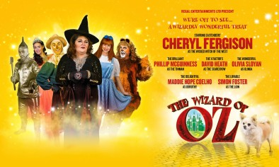 Wizard of Oz - New Cast Image
